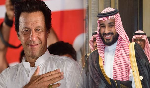 Saudi Crown Prince to Visit Pakistan in This Month