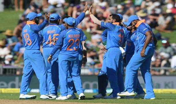 India Thrashed New Zealand by 8 Wickets in 1st ODI