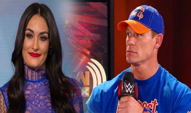 John Cena Opens Up About Break Up With Nikki Bella