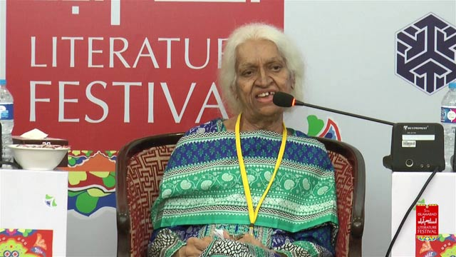 Veteran Fiction Writer Khalida Hussain Passes Away