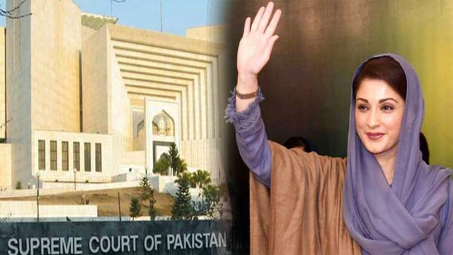 Maryam Feels Happy Over SC Decision to Dismiss NAB's Appeal