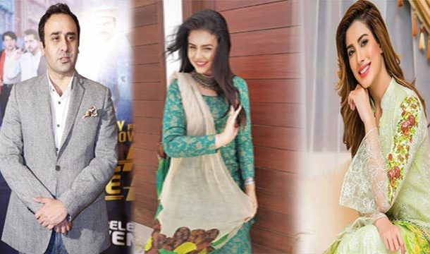 Wajahat Rauf's Signed Mehwish Hayat and Zara Noor Abbas for Next Film
