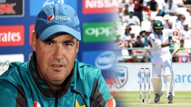 Pakistani Batsmen Facing Mental Battle: Mickey Arthur