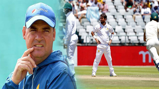 Mickey Arthur Criticized African Pitches