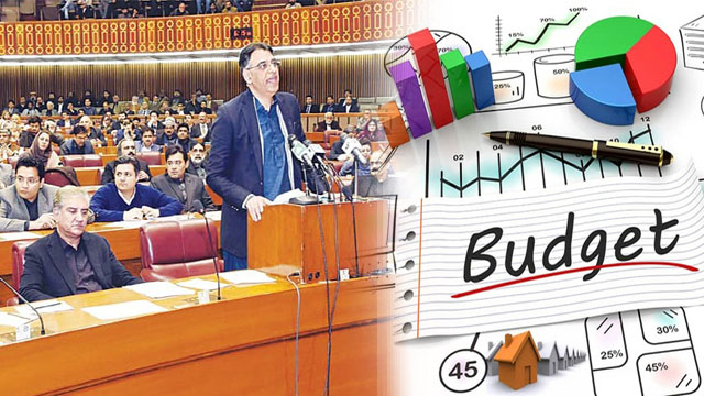 Govt Presents Mini Budget in NA, Aims to Fix Economy