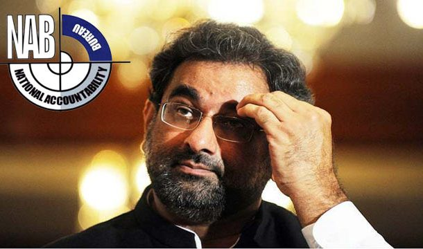 NAB to Launch Inquiry Against Shahid Khaqan Abbasi