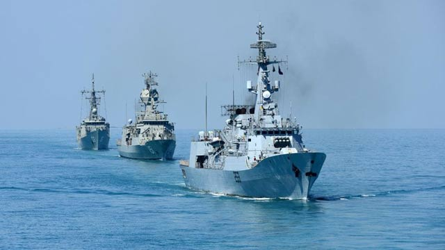 Karachi: International Naval Exercises to be Held in Next Month