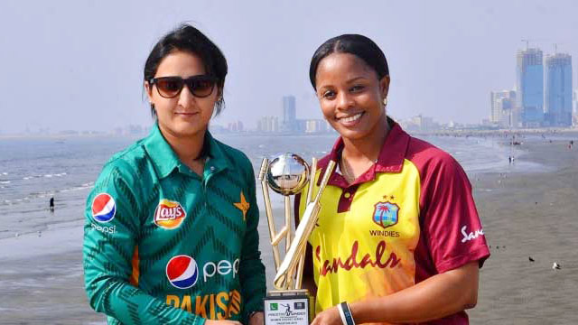 Pak vs W. Indies: 1st Women T-20 to be Played Today