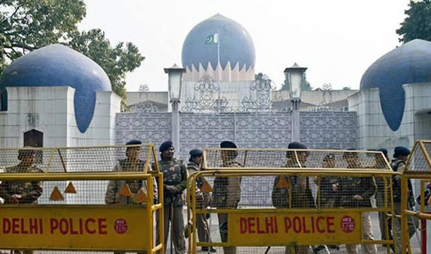 Pakistani HC Official Detained In India