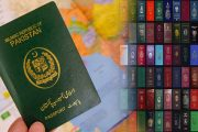 Pakistani Passport Goes Up 6 Places on Global Index-2020