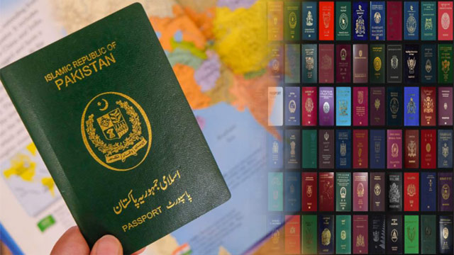 Pakistani Passport Ranked Fifth Worst Globally