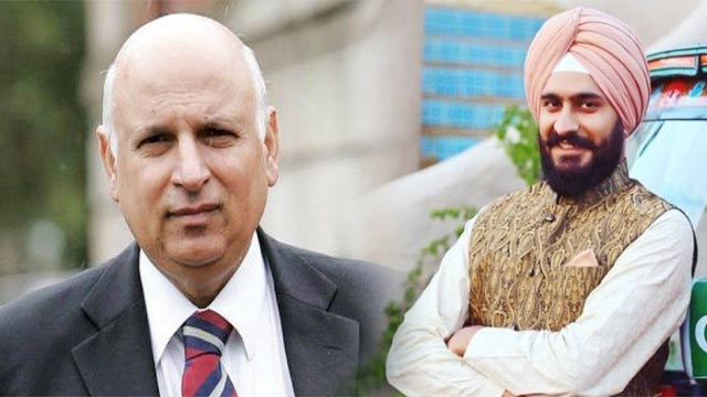 First Time in History, Sikh Officer Appointed as Punjab Governor PRO