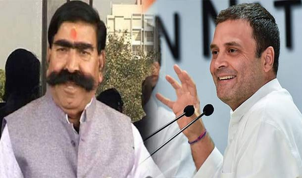 BJP Leader Compares Rahul with Mughal Emperor Aurangzeb