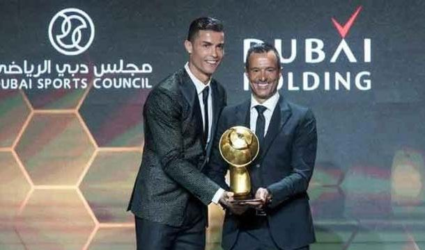 Ronaldo Wins Player of the Year Title