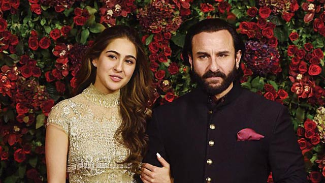 Saif Denies Starring With Daughter in Upcoming Movie