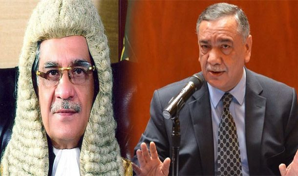 Justice Nisar's Services Will be Remembered: Justice Khosa