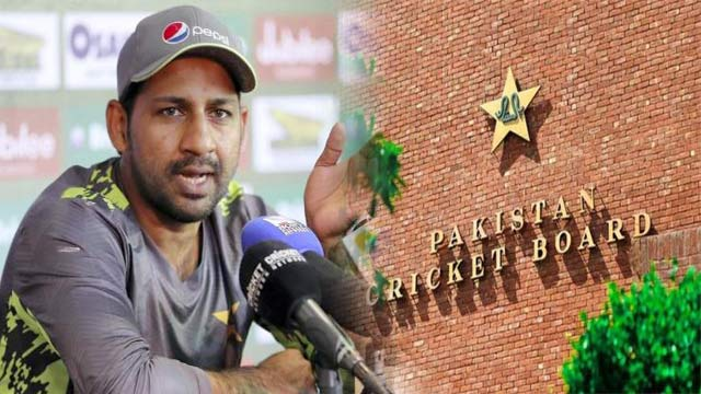PCB Expresses Regret Over Sarfraz's Racist Comments