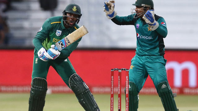 Sarfraz's Racist Comment on Phehlukwayo Could Land Him in Trouble