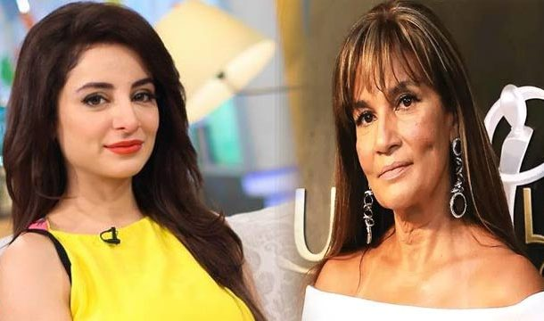 Sarwat Gilani, Frieha Altaf Trolled for Smoking Publicly