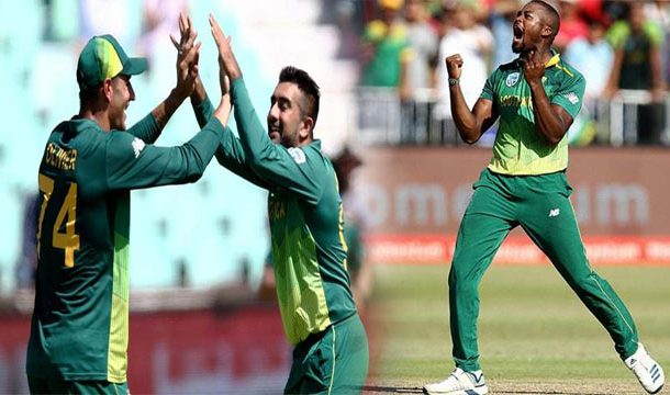 South Africa Beat Pakistan in 2nd ODI