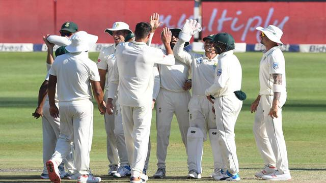South Africa Clean Sweep Pakistan in Test Series