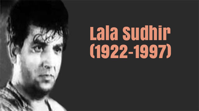 Death Anniversary of Film Actor Sudhir Observed
