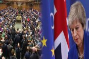British Parliament Rejected Brexit Deal-Historic Defeat for PM May