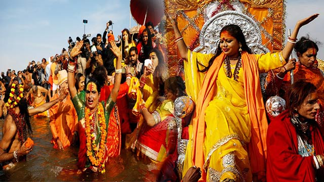 India: First time in History, Transgender Attend Religious Gathering