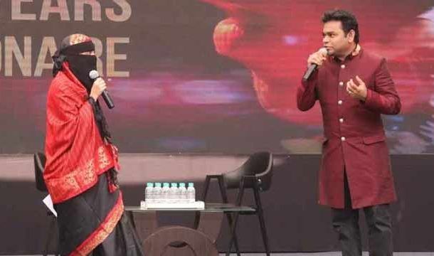 Oscar-Winning Composer A R Rahman Defends Daughter's 'Niqab'