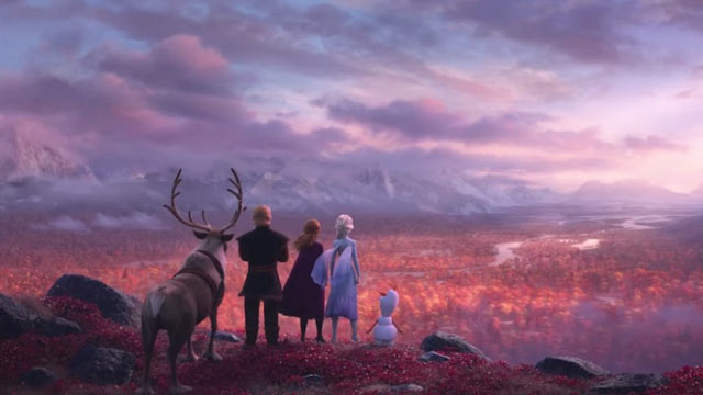 Frozen 2 Trailer Launch and Breaks Records Before Movie Release