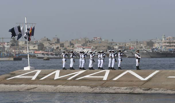 Five-Day Navy's Multinational Maritime Exercise Concludes