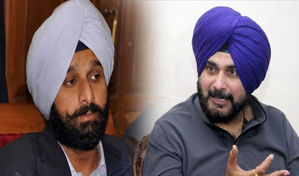 Pulwama Attack: Hindu Extremist Demand to Oust Sidhu From Cabinet