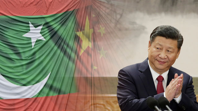 China Ready to Pakistan's Rescue with $2.5b Loan Announcement