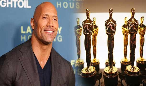 I Was First Choice to Host Oscars this Year: Dwayne Johnson