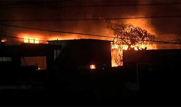 Factory Fire in Karachi: Civic Bodies Blame Each other for Allowing the Factory to Operate on a Residential Land
