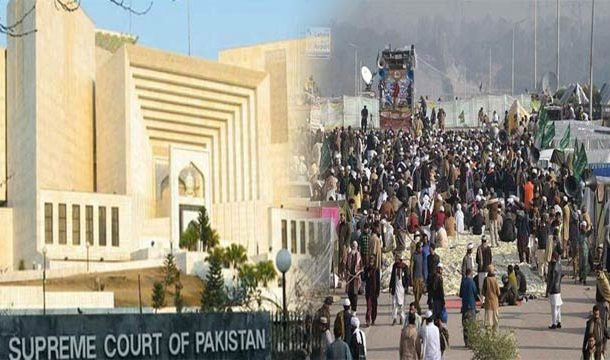 Faizabad Sit-In: SC Orders to Prosecute Elements Propagating Hate