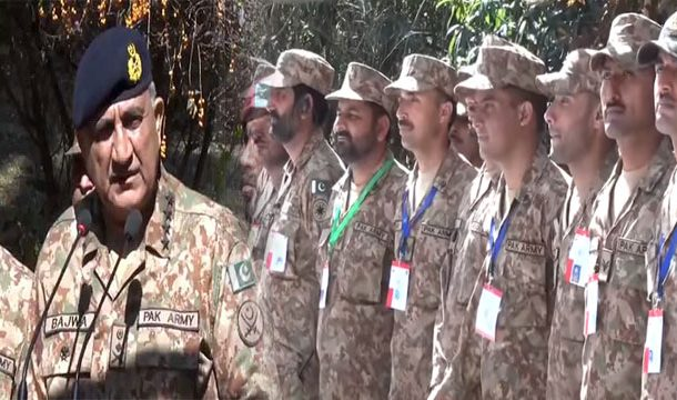 Pakistan Won't Be Intimidated or Coerced: COAS