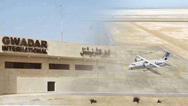 Gwadar Airport: Construction Work to Start in April