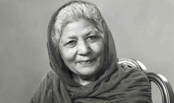2nd Death Anniversary of Novelist Bano Qudsia Today