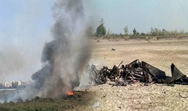 India: 2 IAF Pilots Dead as Aircraft Crashes at Airport