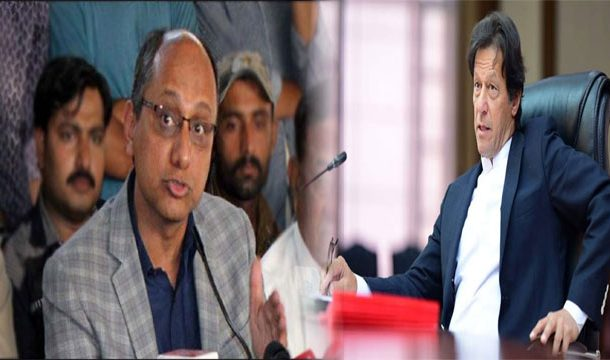 PM Imran Should be Arrested: Saeed Ghani
