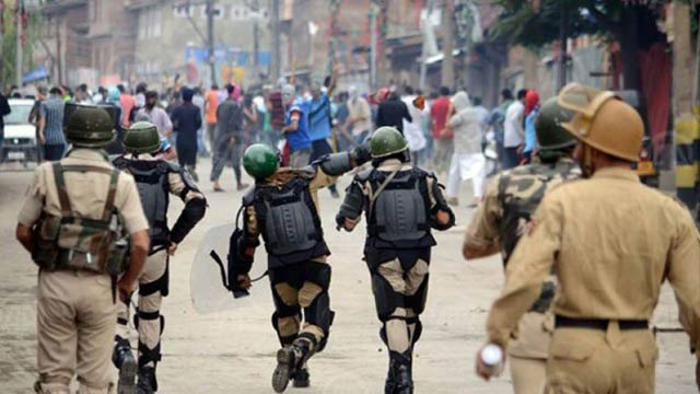 IOK: Indian Troops Martyr 5 Kashmiri Youth in Kulgam