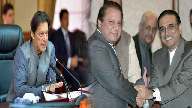 No Deal With PML-N, PPP: PM Imran
