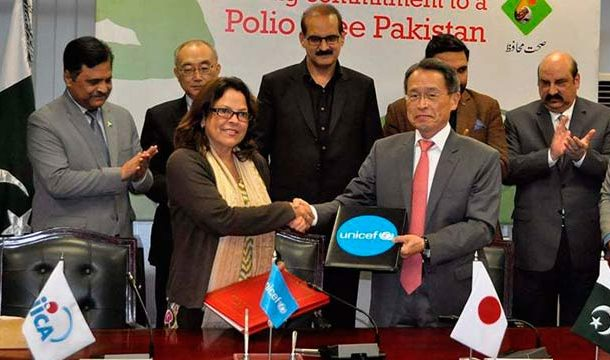 Japan Contribute $10.6m for 3 Major Provinces of Pakistan