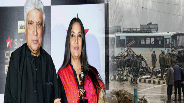 Pulwama Attack: Javed Akhtar, Wife Cancel Pakistan Visit