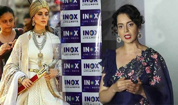 Kangana Ranaut Vows to Expose Bollywood Gang