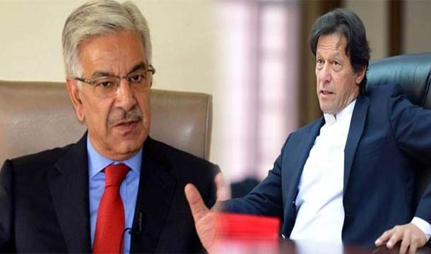 Khawaja Asif Slams PM for Approaching IMF