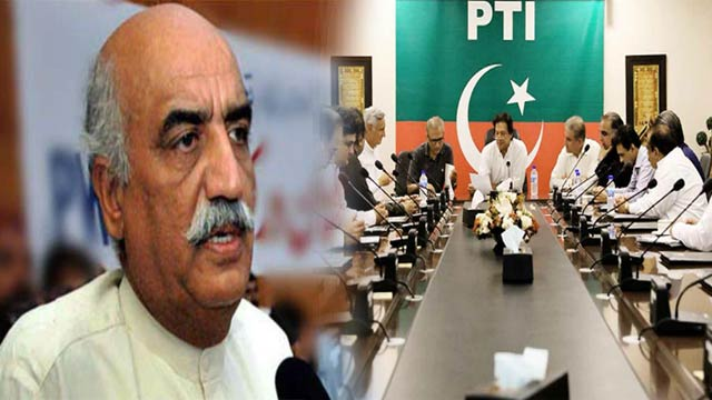 Why Govt Trying to Replace Shehbaz as PAC Chairman: Khursheed Shah