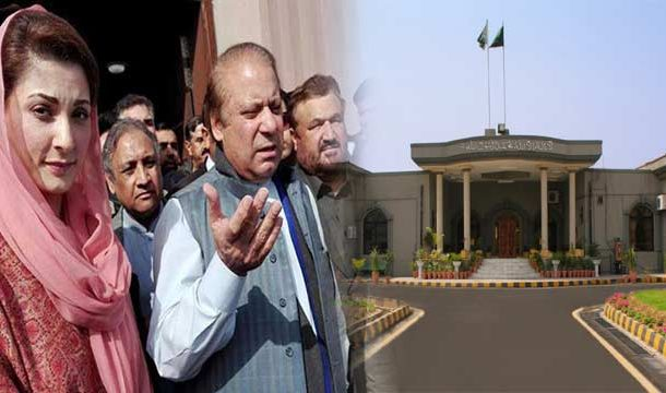 Nawaz Bail Plea Rejection: Maryam Reacts to IHC Verdict