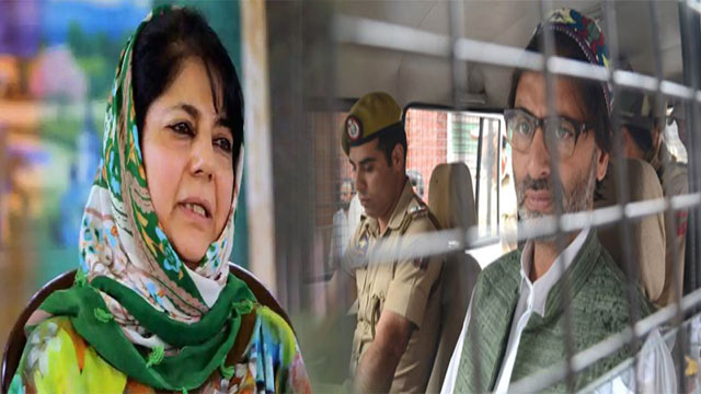 You Can Imprison a Person, Not His Ideas: Mehbooba Mufti